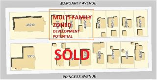 Photo 1: 46242 MARGARET Avenue in Chilliwack: Chilliwack E Young-Yale Land Commercial for sale : MLS®# C8019322