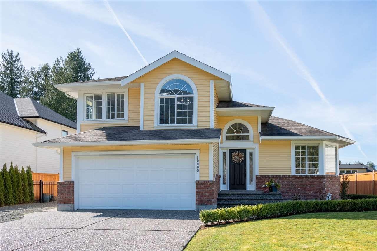 Main Photo: 10009 LLANBERIS Way in Rosedale: Rosedale Popkum House for sale : MLS®# R2446372