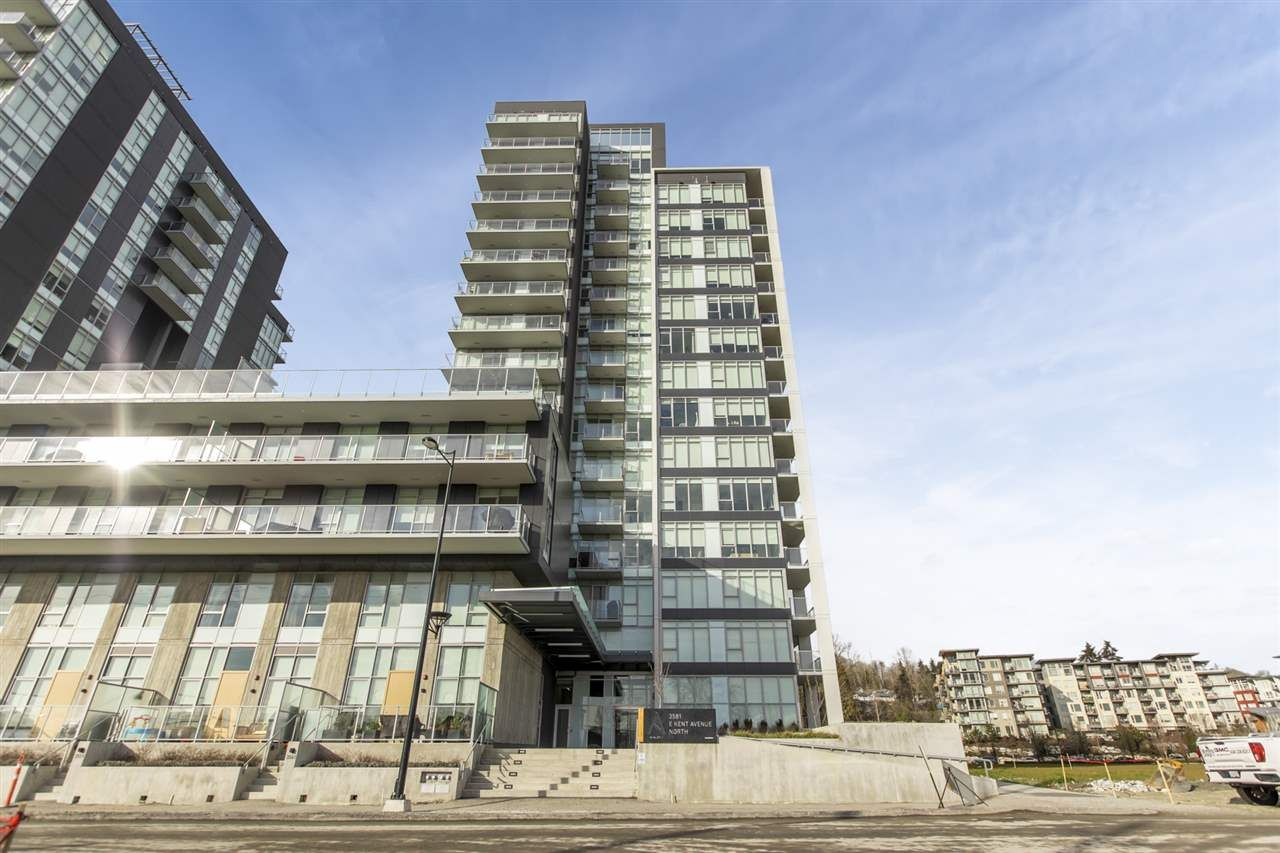 Main Photo: 304 3581 E KENT AVENUE NORTH in Vancouver: South Marine Condo for sale (Vancouver East)  : MLS®# R2547553