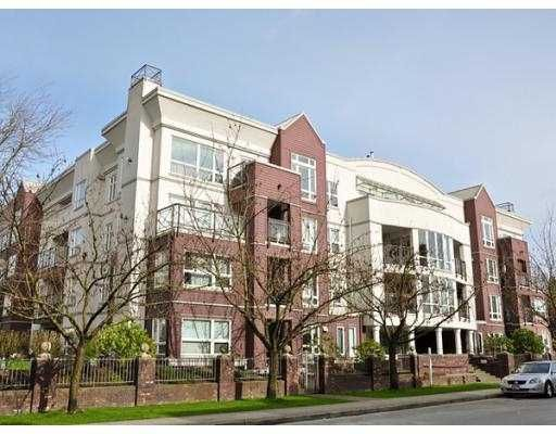 Main Photo: 202 2335 Whyte Avenue in Port Coquitlam: Central Pt Coquitlam Condo for sale : MLS®# V933714