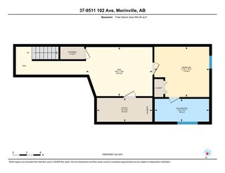 Photo 50: 37 9511 102 Ave: Morinville Townhouse for sale : MLS®# E4227386