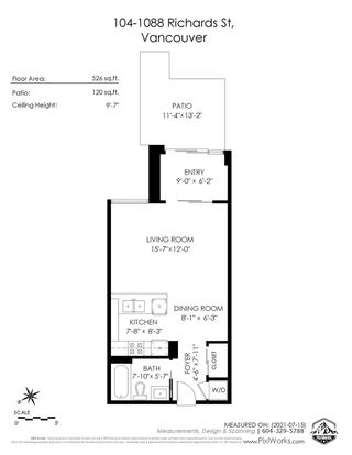 """Photo 26: 104 1088 RICHARDS Street in Vancouver: Yaletown Condo for sale in """"Richards Living"""" (Vancouver West)  : MLS®# R2602690"""