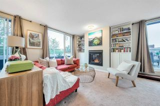 """Photo 3: 409 2768 CRANBERRY Drive in Vancouver: Kitsilano Condo for sale in """"ZYDECO"""" (Vancouver West)  : MLS®# R2579454"""