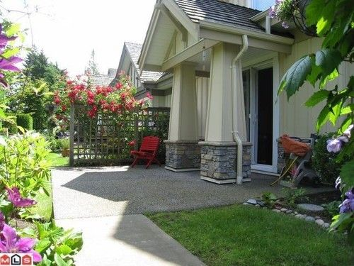 Main Photo: 39 14968 24TH Ave in South Surrey White Rock: Sunnyside Park Surrey Home for sale ()  : MLS®# F1217127