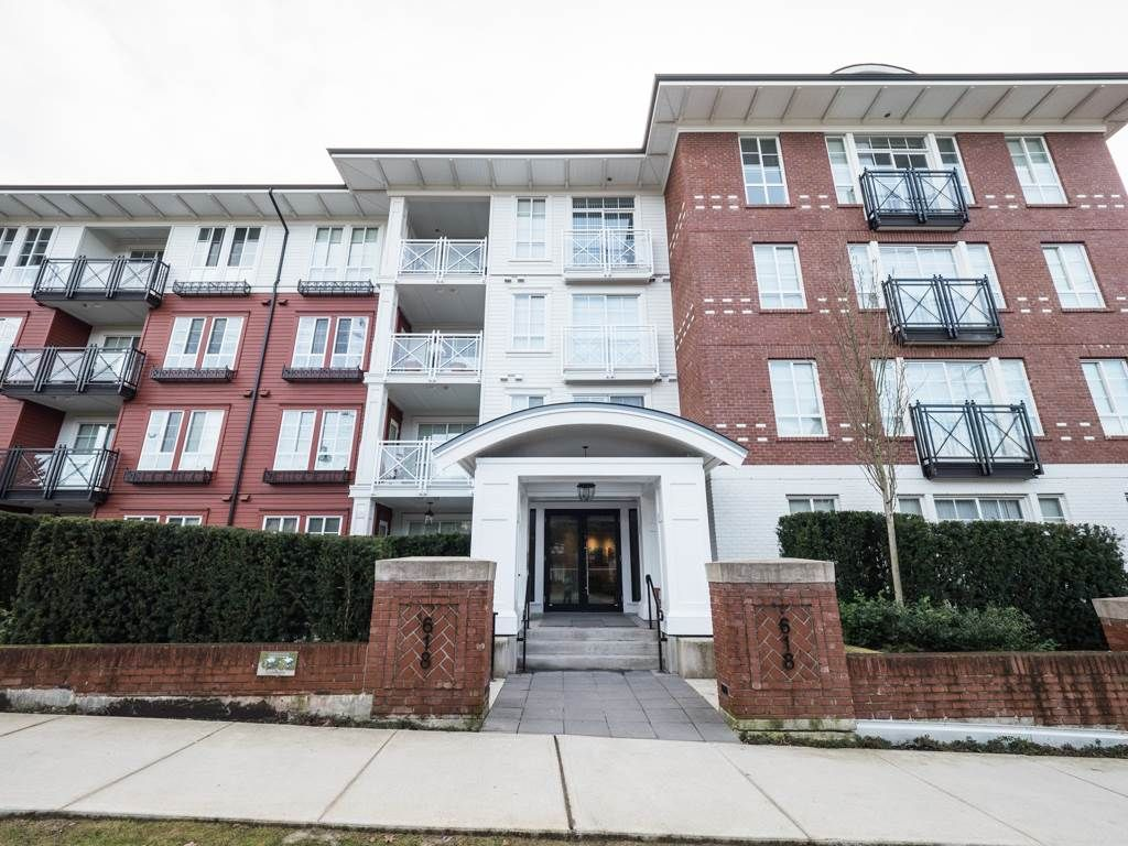 "Main Photo: 310 618 COMO LAKE Avenue in Coquitlam: Coquitlam West Condo for sale in ""EMERSON"" : MLS®# R2135305"