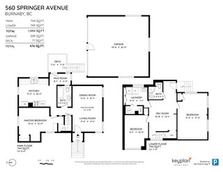 Photo 18: 560 SPRINGER Avenue in Burnaby: Capitol Hill BN House for sale (Burnaby North)  : MLS®# R2610693