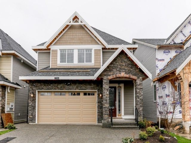 Main Photo:  in Langley: Willoughby Heights Home for sale ()  : MLS®# F1400816