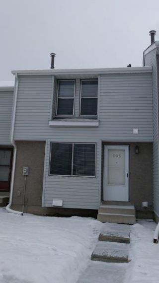 Photo 1: Allenwood Court: Airdrie Row/Townhouse for sale