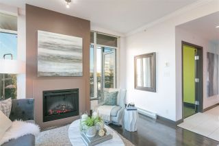 """Photo 2: 703 1088 W 14TH Avenue in Vancouver: Fairview VW Condo for sale in """"COCO"""" (Vancouver West)  : MLS®# R2244610"""