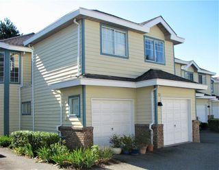 """Photo 1: 22 8551 GENERAL CURRIE Road in Richmond: Brighouse South Townhouse for sale in """"THE CRESCENT"""" : MLS®# R2387071"""