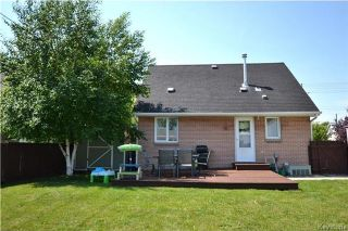 Photo 19: 557 Whytewold Road in Winnipeg: Jameswood Residential for sale (5F)  : MLS®# 1719696
