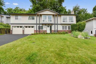 Photo 1: 2279 WOODSTOCK DRIVE in Abbotsford: Abbotsford East House for sale : MLS®# R2486898