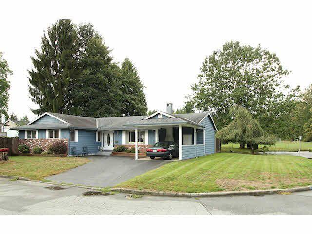 Main Photo: 3849 RICHMOND STREET in PORT COQ: Lincoln Park PQ House for sale (Port Coquitlam)  : MLS®# V1142013