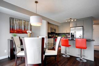 Photo 9: 15 West Coach Manor SW in Calgary: West Springs Row/Townhouse for sale : MLS®# A1100327