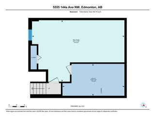 Photo 50: 5555 144A Avenue in Edmonton: Zone 02 Townhouse for sale : MLS®# E4240500