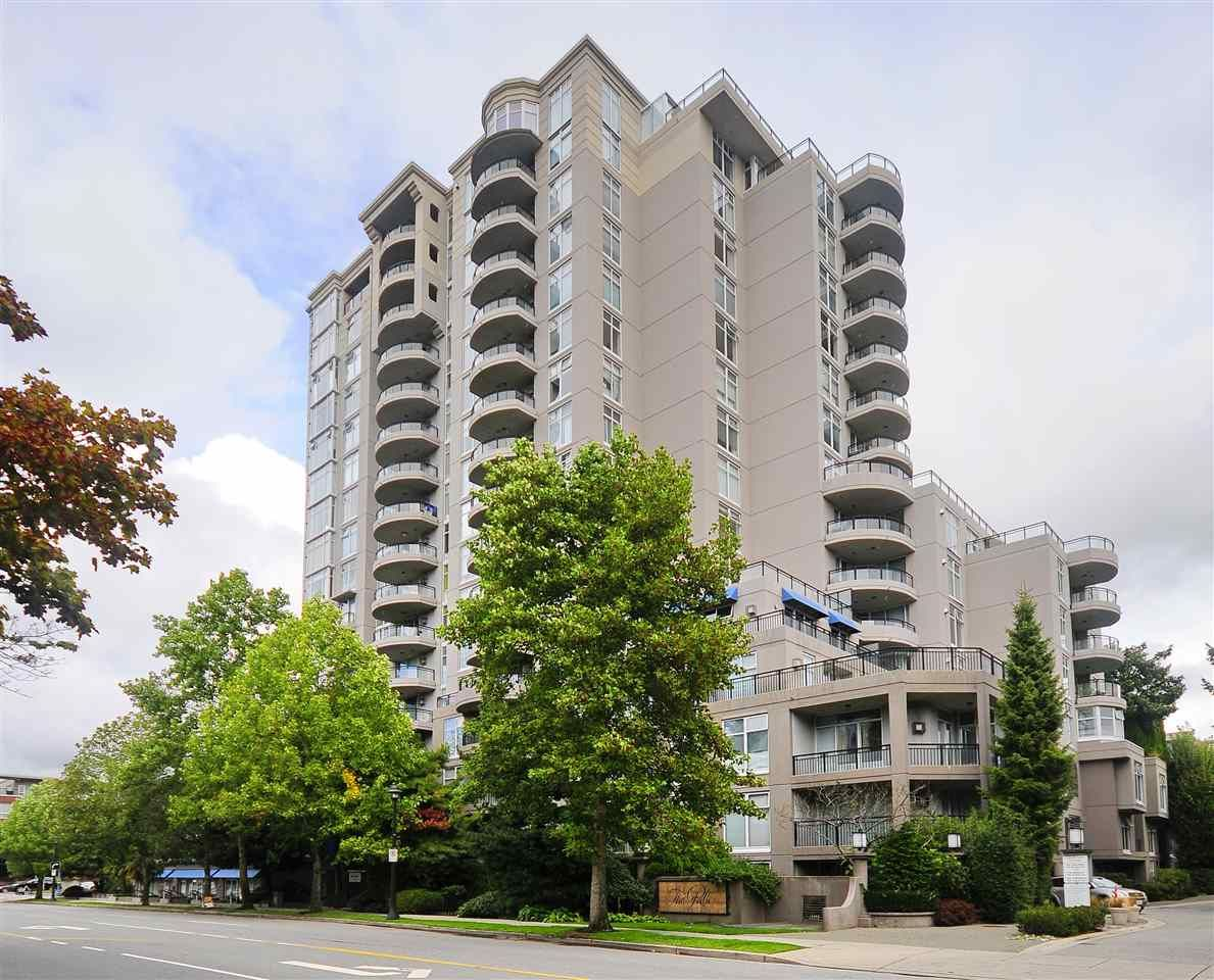 Main Photo: 1101 7080 ST. ALBANS Road in Richmond: Brighouse South Condo for sale : MLS®# R2404233