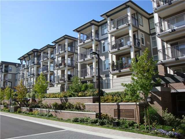 Main Photo: 320 4833 BRENTWOOD Drive in Burnaby: Brentwood Park Condo for sale (Burnaby North)  : MLS®# V921413