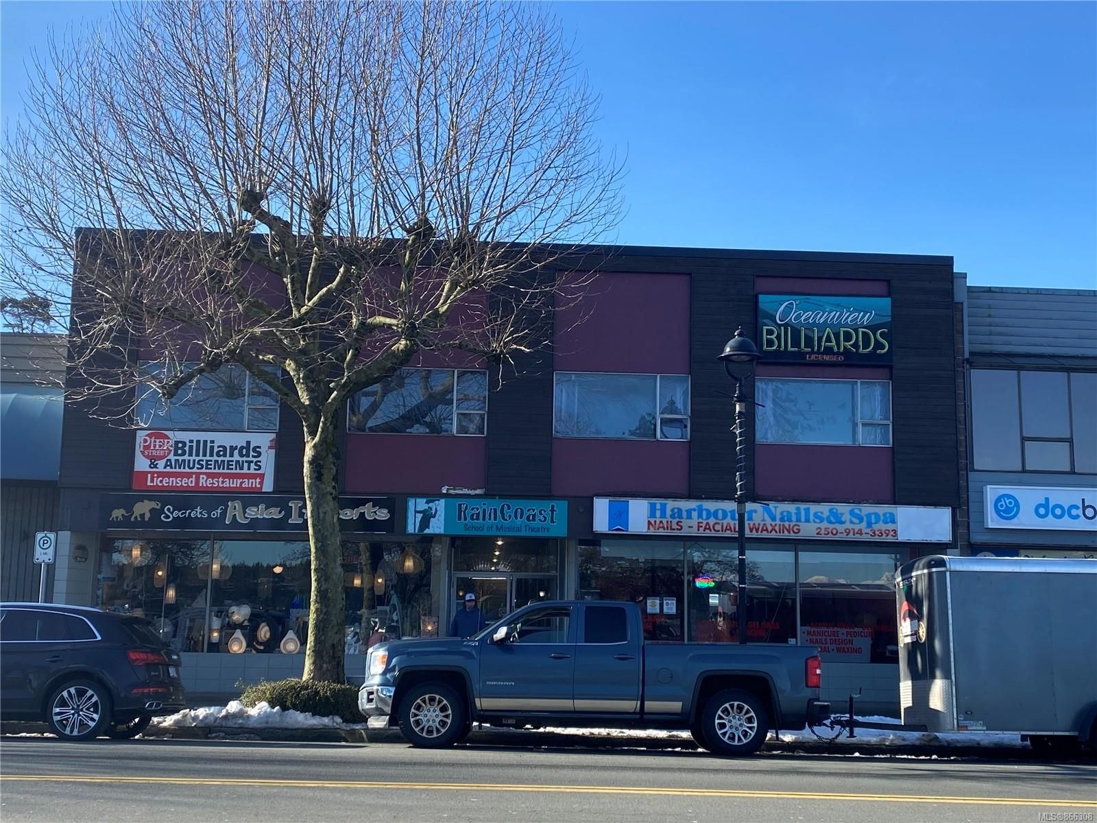 Main Photo: 201 938 S Island Hwy in : CR Campbell River Central Office for lease (Campbell River)  : MLS®# 866308