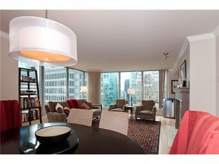 Photo 3: # 1405 837 W HASTINGS ST in Vancouver: Downtown VW Condo for sale (Vancouver West)