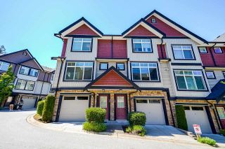 """Photo 1: 25 6299 144 Street in Surrey: Sullivan Station Townhouse for sale in """"ALTURA"""" : MLS®# R2583442"""