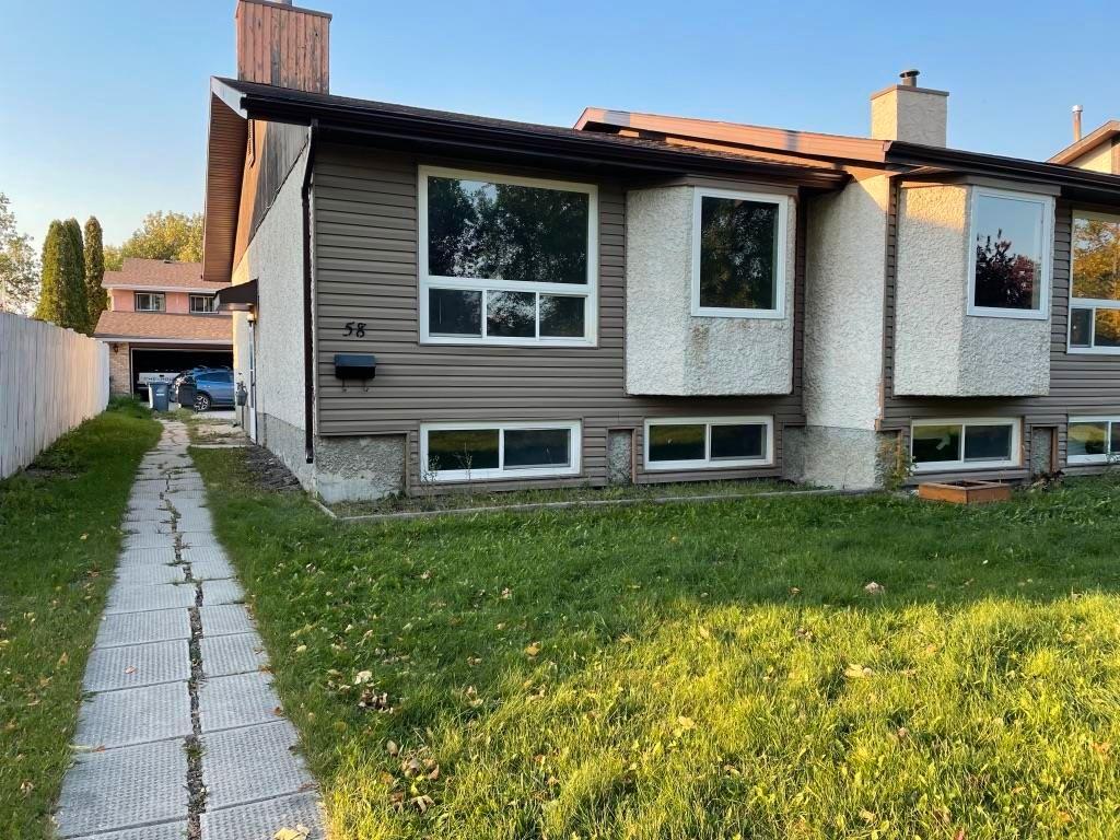 Photo 1: Photos: 58 Sanford Fleming Road in Winnipeg: Lakeside Meadows Residential for sale (3K)  : MLS®# 202112411