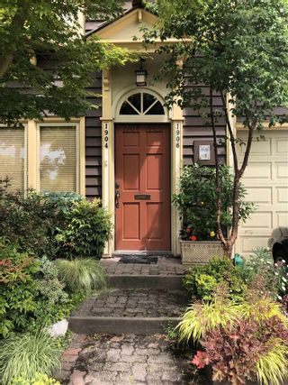 Photo 2: 1906 STEPHENS Street in Vancouver: Kitsilano Townhouse for sale (Vancouver West)  : MLS®# R2467884
