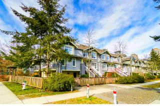 "Photo 1: 1 7428 SOUTHWYNDE Avenue in Burnaby: South Slope Townhouse for sale in ""LEDGESTONE 2"" (Burnaby South)  : MLS®# R2347541"
