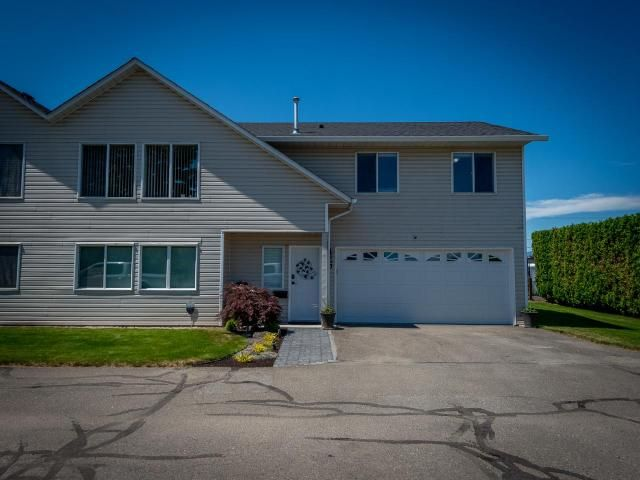 Main Photo: 16 2714 TRANQUILLE ROAD in Kamloops: Brocklehurst Townhouse for sale : MLS®# 162830