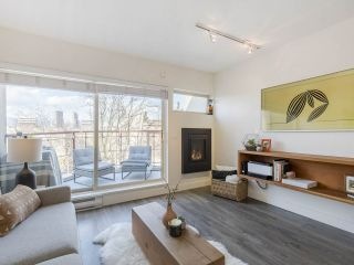 """Photo 3: 209 1195 W 8TH Avenue in Vancouver: Fairview VW Townhouse for sale in """"ALDER COURT"""" (Vancouver West)  : MLS®# R2560654"""