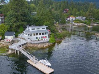 Photo 1: 4575 EPPS Avenue in North Vancouver: Deep Cove House for sale : MLS®# R2284515