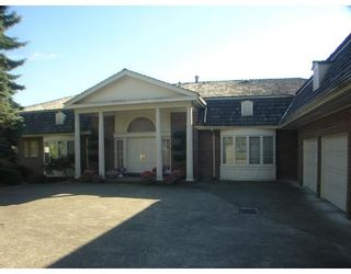 Photo 1: 730 FAIRMILE RD in West Vancouver: House for sale : MLS®# V690752