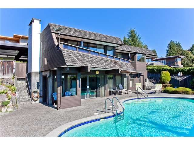 Main Photo: 250 28TH Street in West Vancouver: Dundarave House for sale : MLS®# V972371