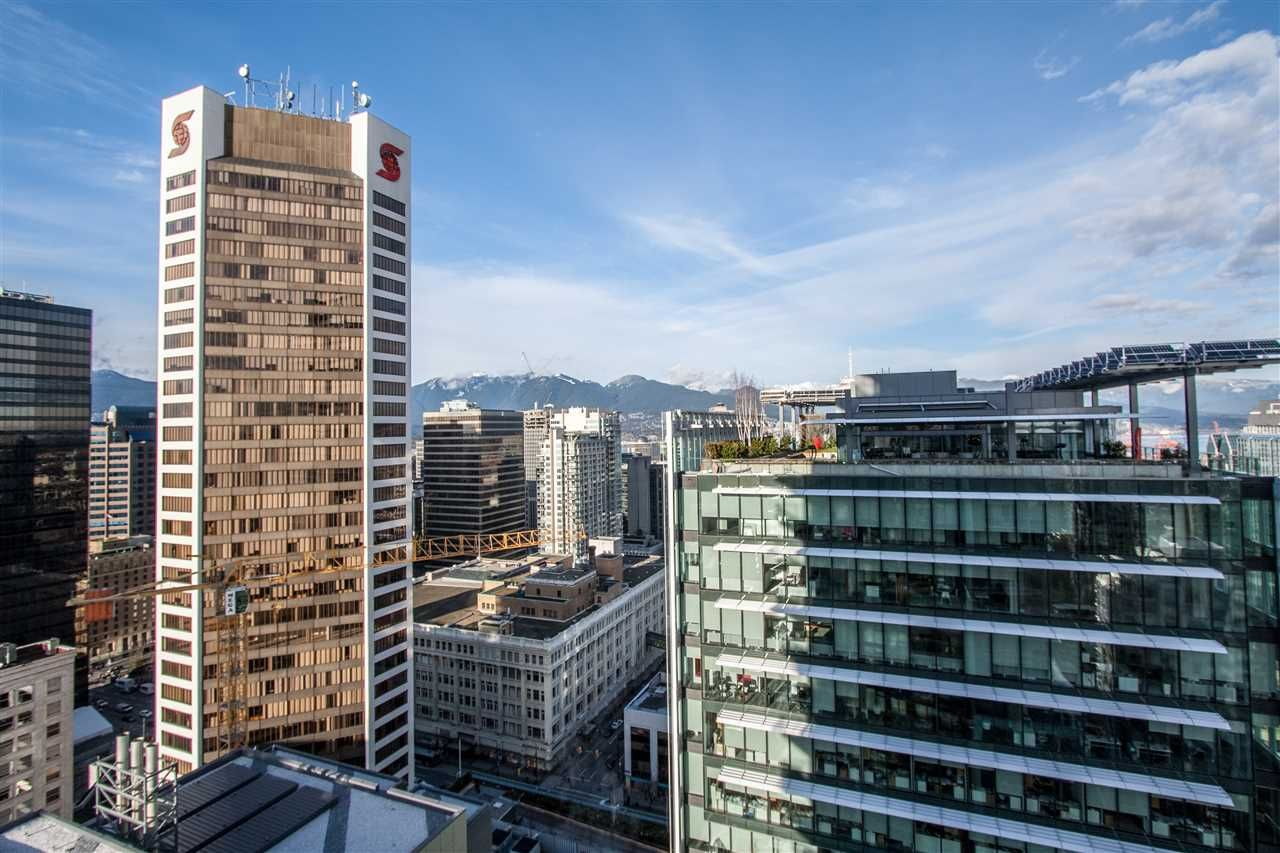 Main Photo: 3607 777 RICHARDS STREET in Vancouver: Downtown VW Condo for sale (Vancouver West)  : MLS®# R2341183