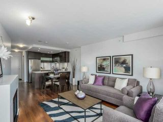 Photo 4: # 303 1690 W 8TH AV in Vancouver: Fairview VW Condo for sale (Vancouver West)  : MLS®# V1115522