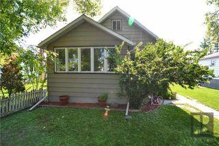 Photo 1: 375 Rutland Street in Winnipeg: St James Residential for sale (5E)  : MLS®# 1823365