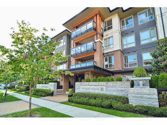 "Main Photo: 310 1150 KENSAL Place in Coquitlam: New Horizons Condo for sale in ""Thomas House"" : MLS®# R2024529"