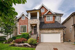 """Photo 1: 20587 68 Avenue in Langley: Willoughby Heights House for sale in """"Tanglewood"""" : MLS®# R2614735"""