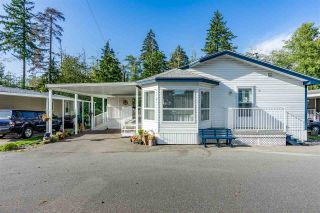 "Photo 1: 54 24330 FRASER Highway in Langley: Otter District Manufactured Home for sale in ""LANGLEY GROVE ESTATES"" : MLS®# R2463203"