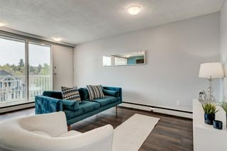Photo 3: 404 1612 14 Avenue SW in Calgary: Sunalta Apartment for sale : MLS®# A1147543