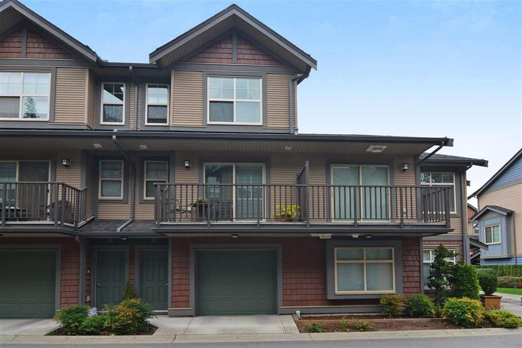 Main Photo: 46 7121 S 192ND STREET in : Clayton Townhouse for sale : MLS®# R2212647