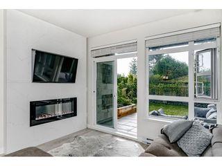 """Photo 9: 111 22562 121 Avenue in Maple Ridge: East Central Condo for sale in """"EDGE 2"""" : MLS®# R2411283"""