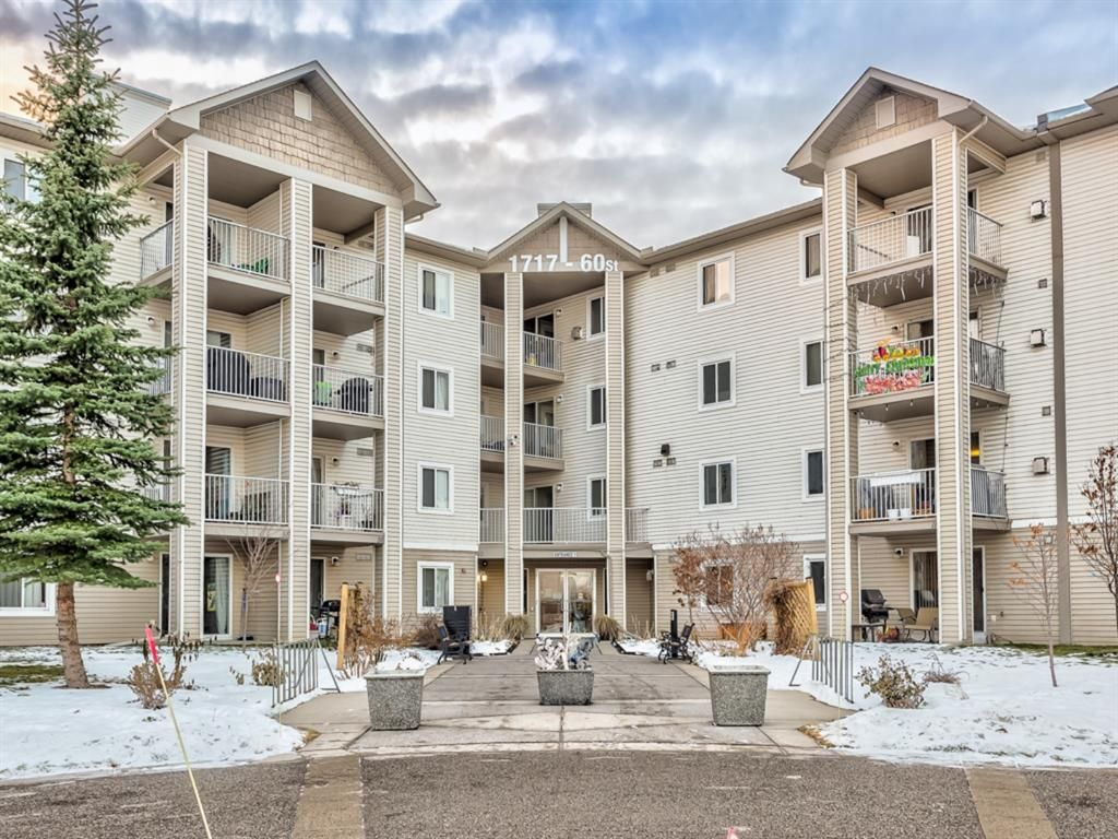 Photo 1: Photos: 112 1717 60 Street SE in Calgary: Red Carpet Apartment for sale : MLS®# A1050872