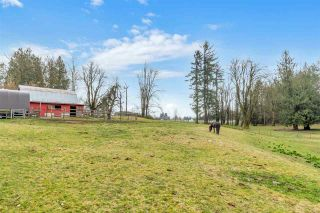 Photo 31: 6248 MT.LEHMAN Road in Abbotsford: Bradner House for sale : MLS®# R2558421