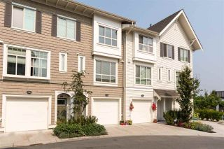 """Photo 1: 21 1708 KING GEORGE Boulevard in Surrey: King George Corridor Townhouse for sale in """"The George"""" (South Surrey White Rock)  : MLS®# R2196864"""
