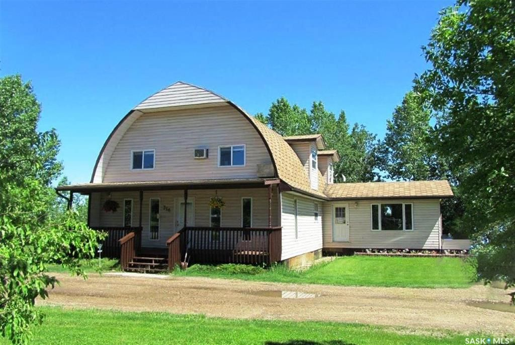 Main Photo: 316 318 7th Street East in Meadow Lake: Residential for sale : MLS®# SK850771