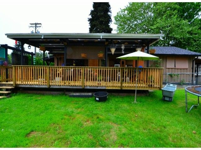 Photo 2: Photos: 3358 Raleigh Street in Port Coquitlam: Woodland Acres PQ House for sale : MLS®# V1067525