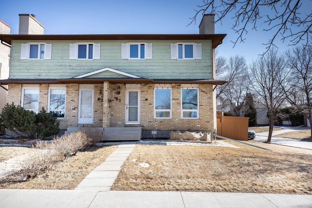 Main Photo: 64 John Forsyth Road in Winnipeg: River Park South Residential for sale (2F)  : MLS®# 202107556
