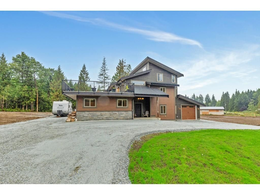 Main Photo: 13473 BURNS Road in Mission: Durieu House for sale : MLS®# R2618406