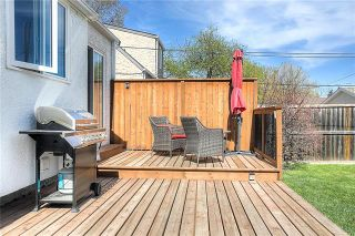 Photo 17: 250 Montgomery Avenue in Winnipeg: Riverview Single Family Detached for sale (1A)  : MLS®# 1913218