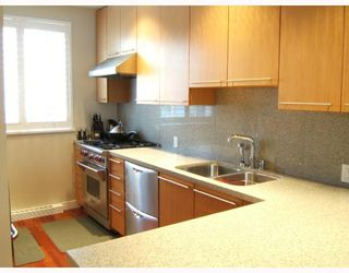 """Photo 5: 2951 LAUREL Street in Vancouver: Fairview VW Townhouse for sale in """"BROWNSTONE"""" (Vancouver West)  : MLS®# V702264"""
